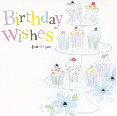 Birthday Wishes ... just for you - fandango greeting card
