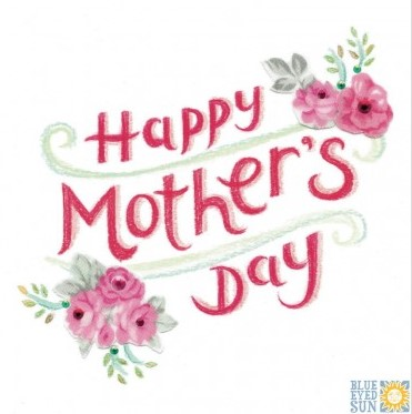 Happy Mother's Day - Tahiti greeting card